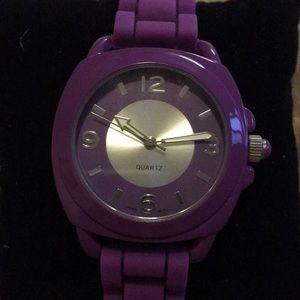 Avon Unlike The Rest Purple Watch